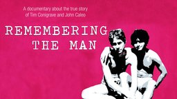 Remembering the Man - A True Story of Love and Loss